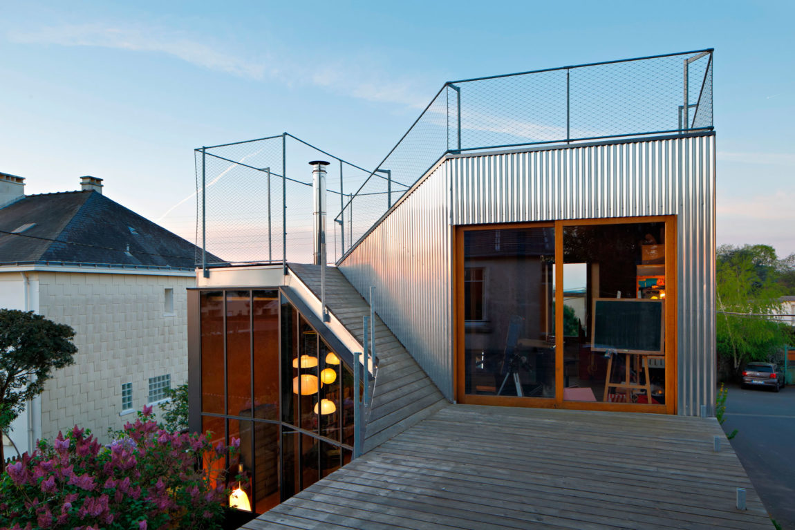 House Extension in Nantes by Mabire Reich Architects (10)