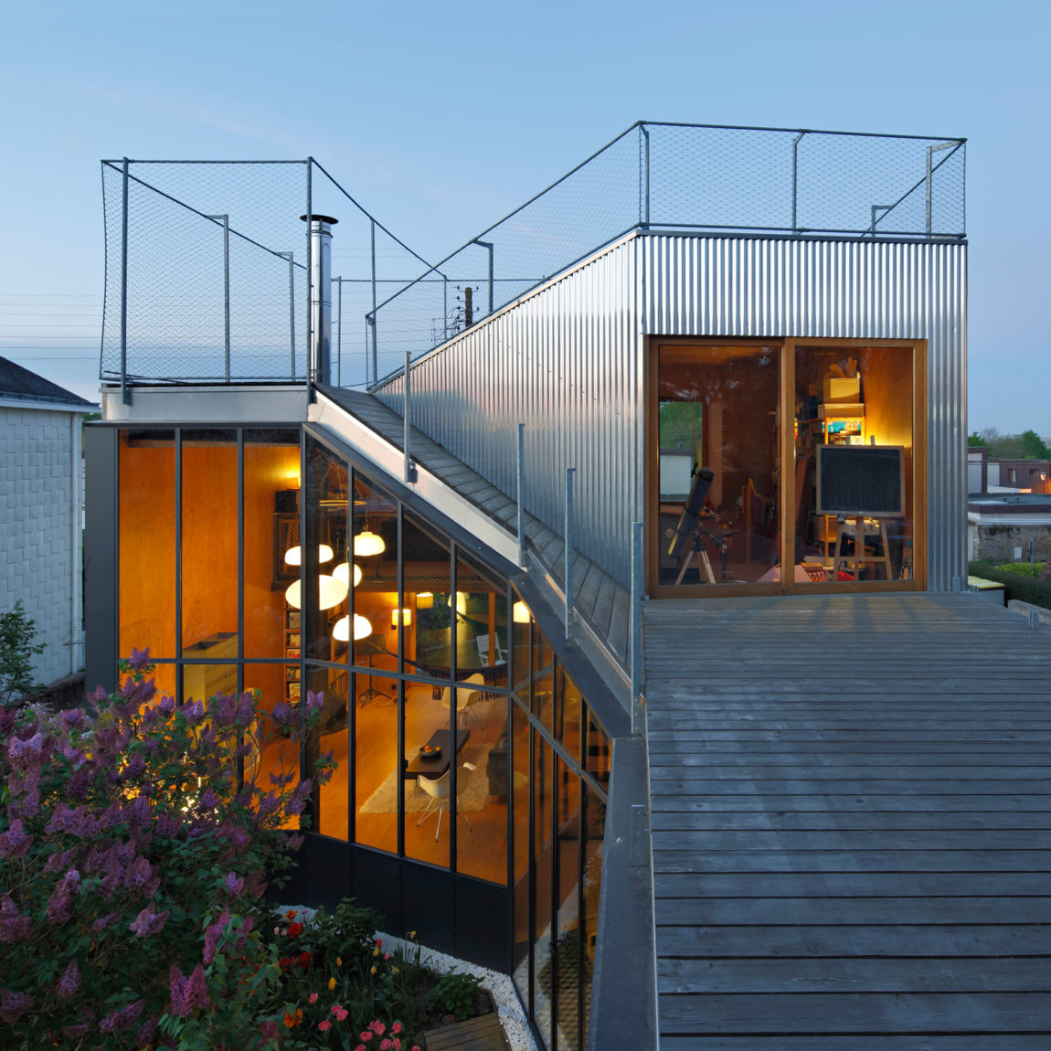 House Extension in Nantes by Mabire Reich Architects (29)