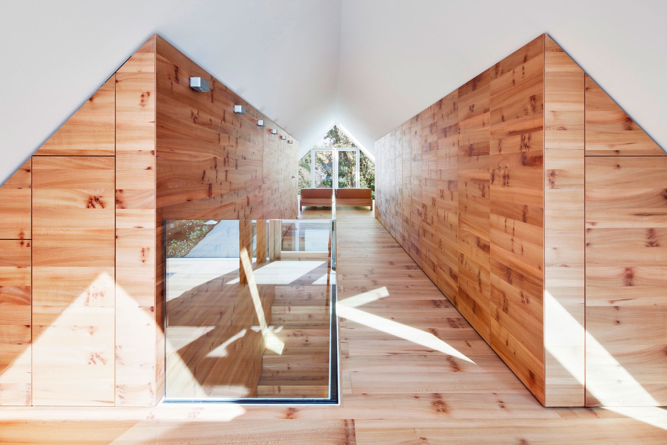 Düsseldorf Architekten wannenmacher möller gmbh design a luminous residence in