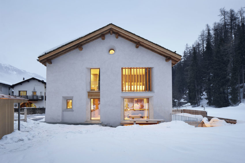 House Renovation in Sils im Engadin by Ruinelli AssArch (2)