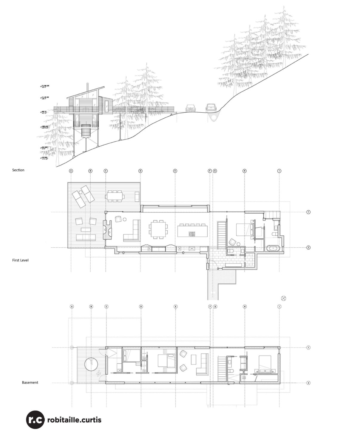 Laurentian Ski Chalet by Robitaille.Curtis (15)