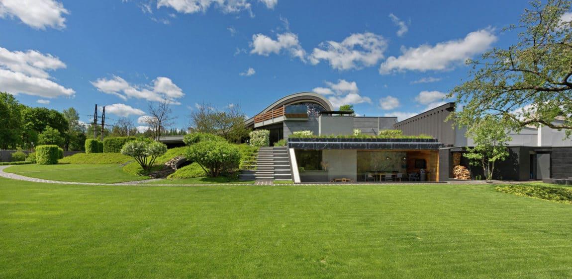 Modern House by SBM Studio (1)