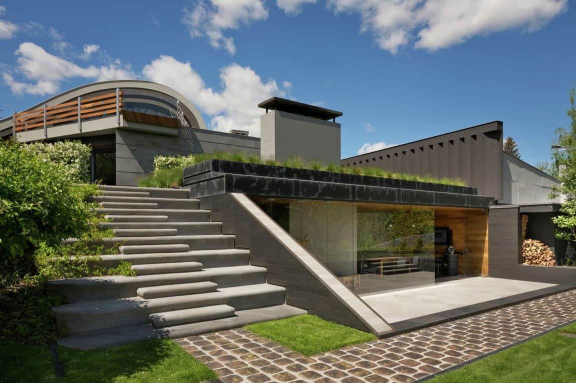Modern House by SBM Studio (2)