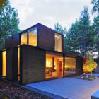 Pleated House by Johnsen Schmaling Architects (8)