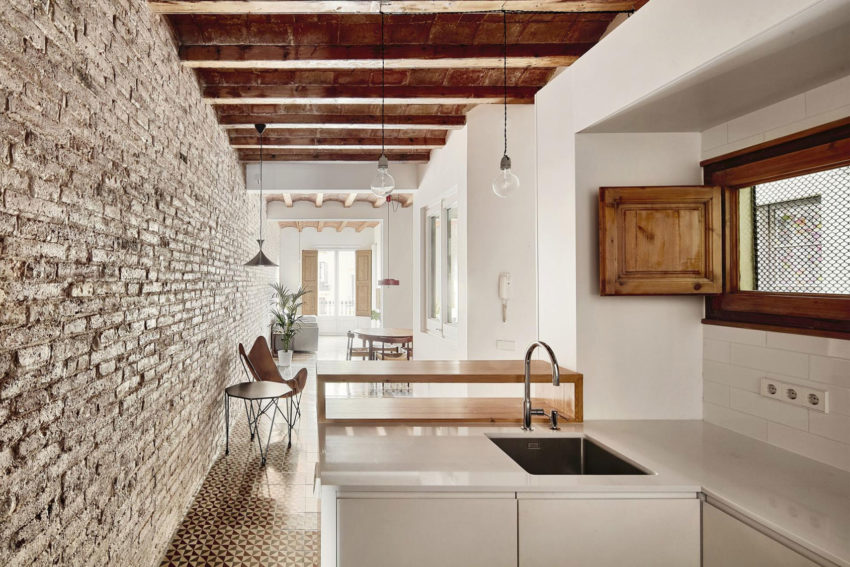 Refurbishment in Eixample by M2ARQUITECTURA (2)