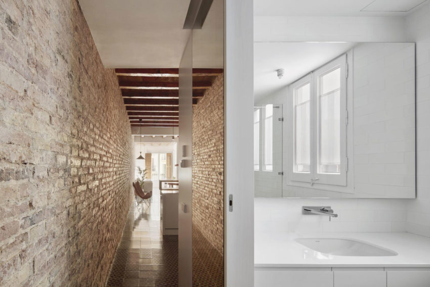 Refurbishment in Eixample by M2ARQUITECTURA (10)