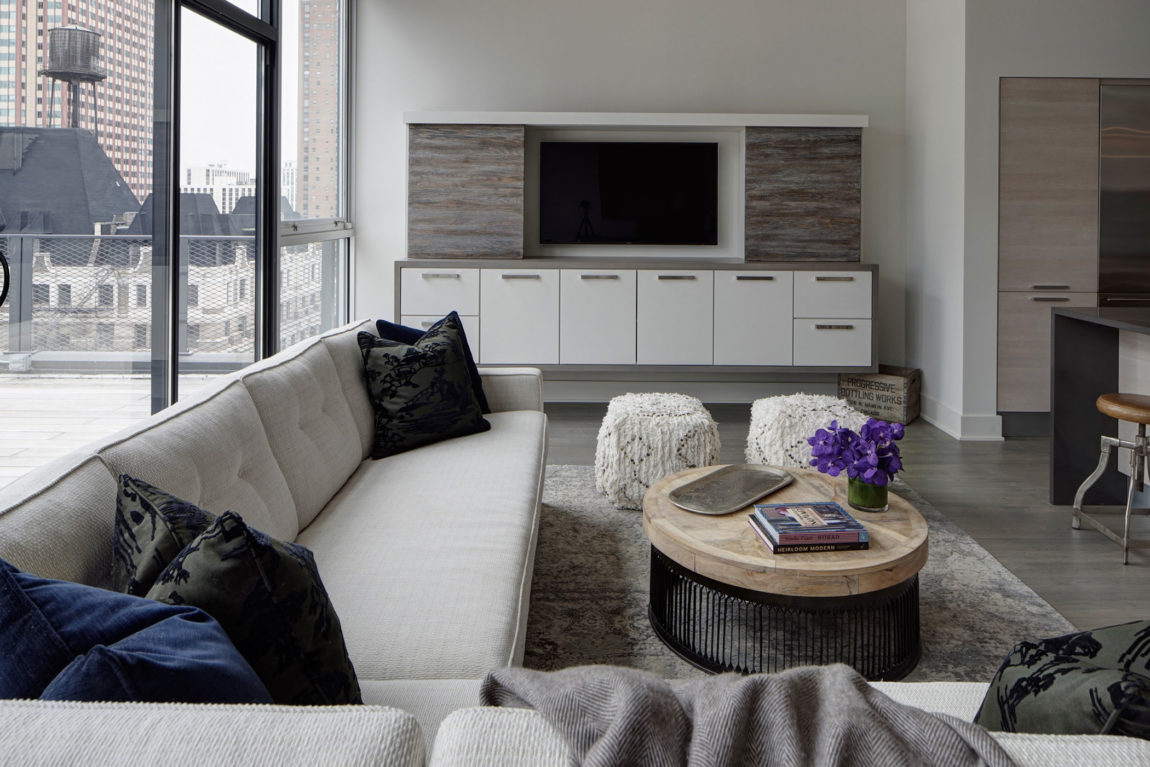 River North Penthouse by LG Interiors (1)
