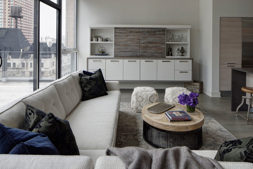 River North Penthouse by LG Interiors (2)