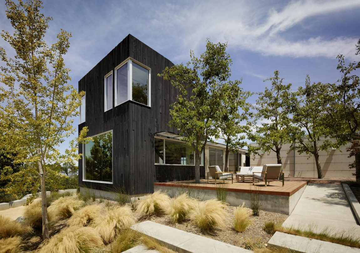 Shou Sugi Ban House by Schwartz and Architecture (2)