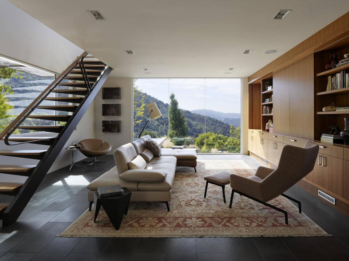 Shou Sugi Ban House by Schwartz and Architecture (8)