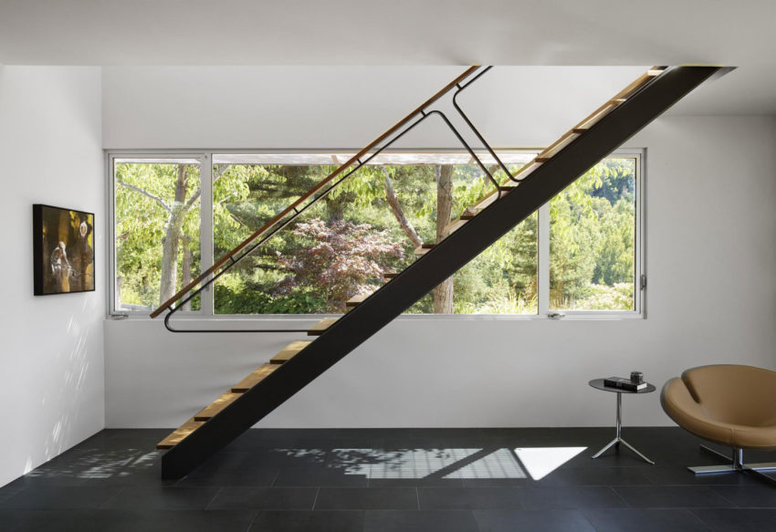 Shou Sugi Ban House by Schwartz and Architecture (13)