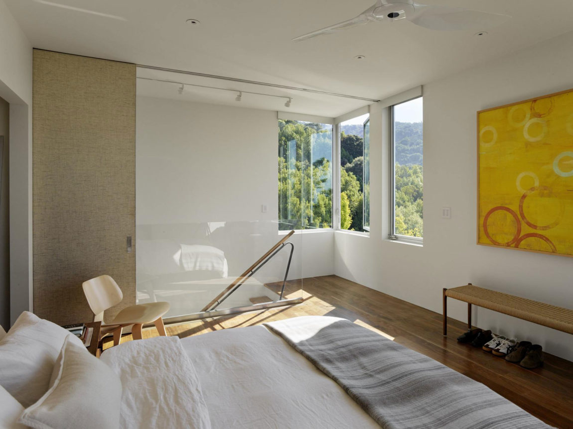 Shou Sugi Ban House by Schwartz and Architecture (20)