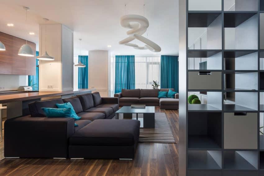 Skyline Apartment by SVOYA Studio (1)