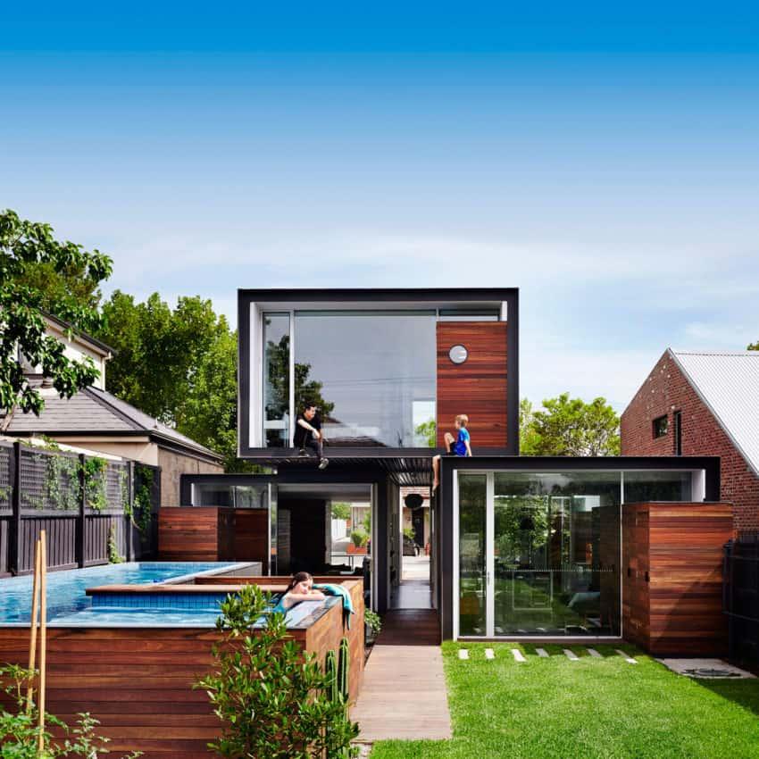 THAT House by Austin Maynard Architects (1)