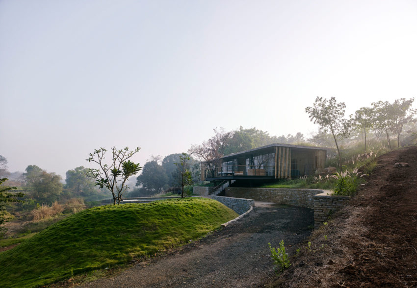 The Riparian House by Architecture BRIO (2)