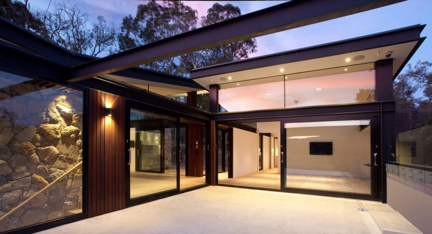Warrandyte House by Alexandra Buchanan Architecture (22)