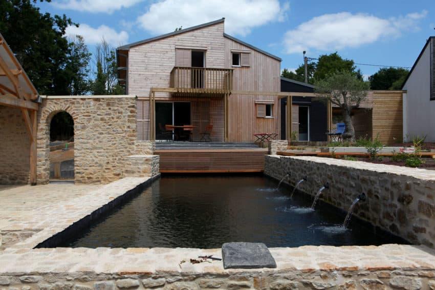 A Bioclimatic House by Patrice BIDEAU Architecte (2)