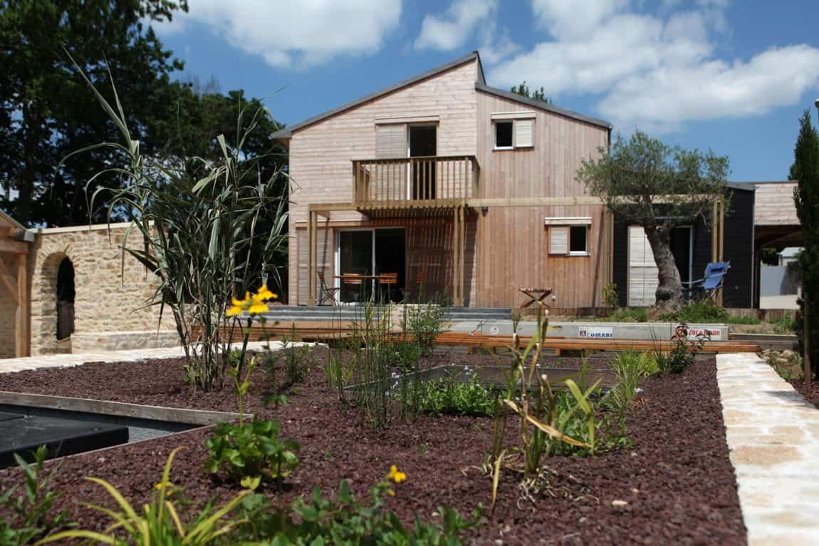 A Bioclimatic House by Patrice BIDEAU Architecte (4)