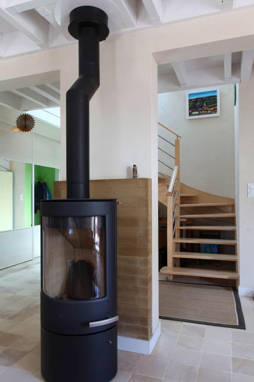 A Bioclimatic House by Patrice BIDEAU Architecte (12)