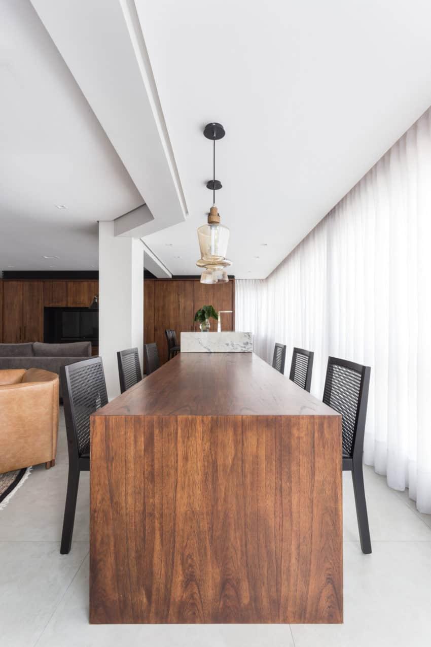 AMBIDESTRO Designs an Elegant Contemporary Home in Porto Alegre