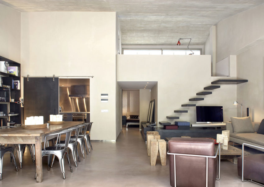 Apartment in Barcelona by GCA Architects (4)
