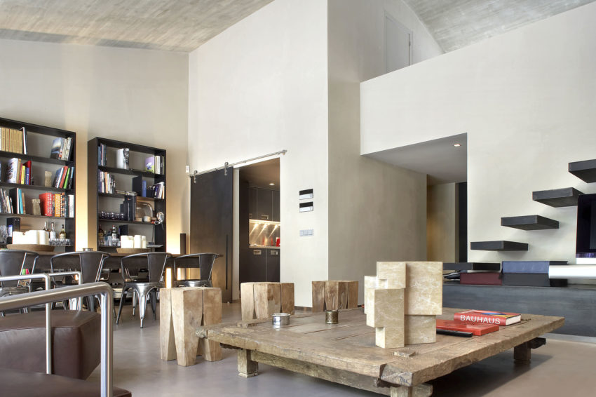Apartment in Barcelona by GCA Architects (6)