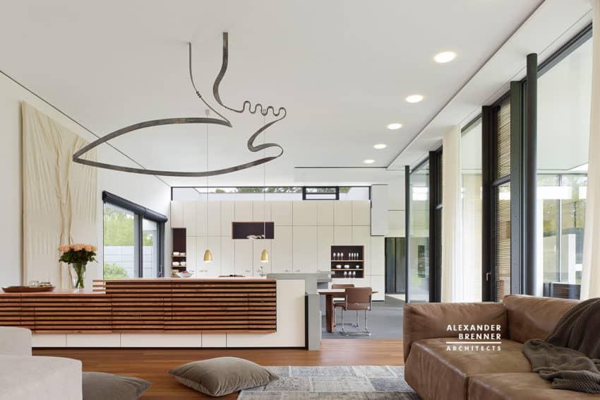 Bredeney House by Alexander Brenner Architects (8)