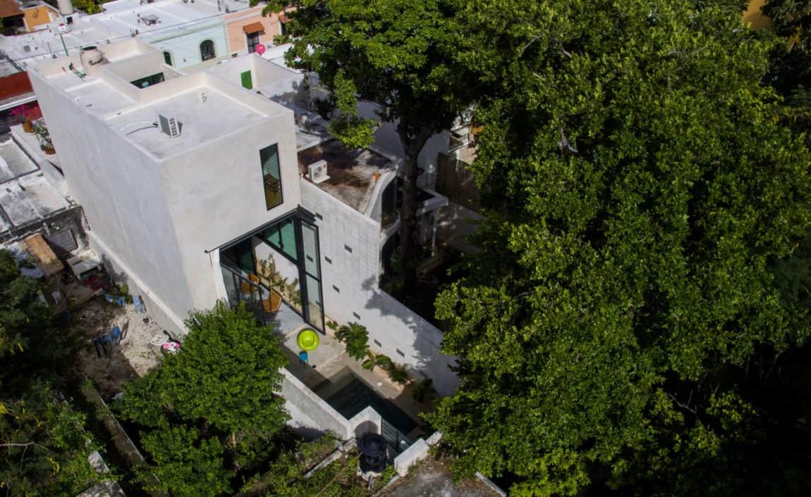 Casa Desnuda by Taller Estilo Arquitectura (1)