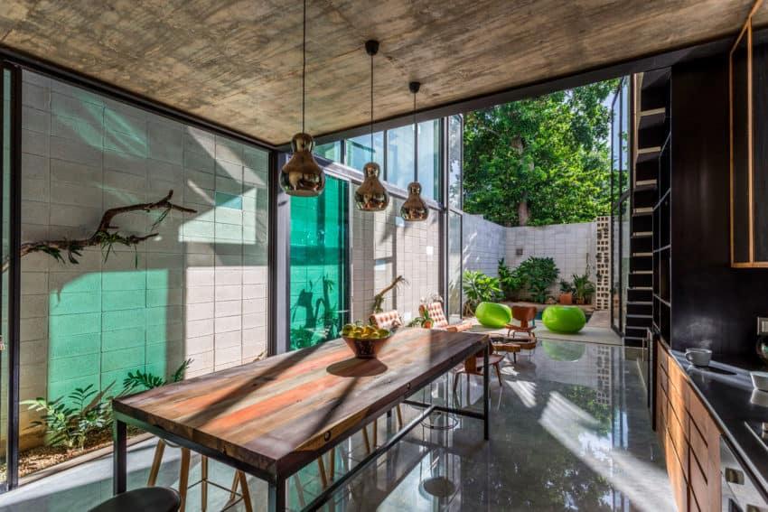 Casa Desnuda by Taller Estilo Arquitectura (7)