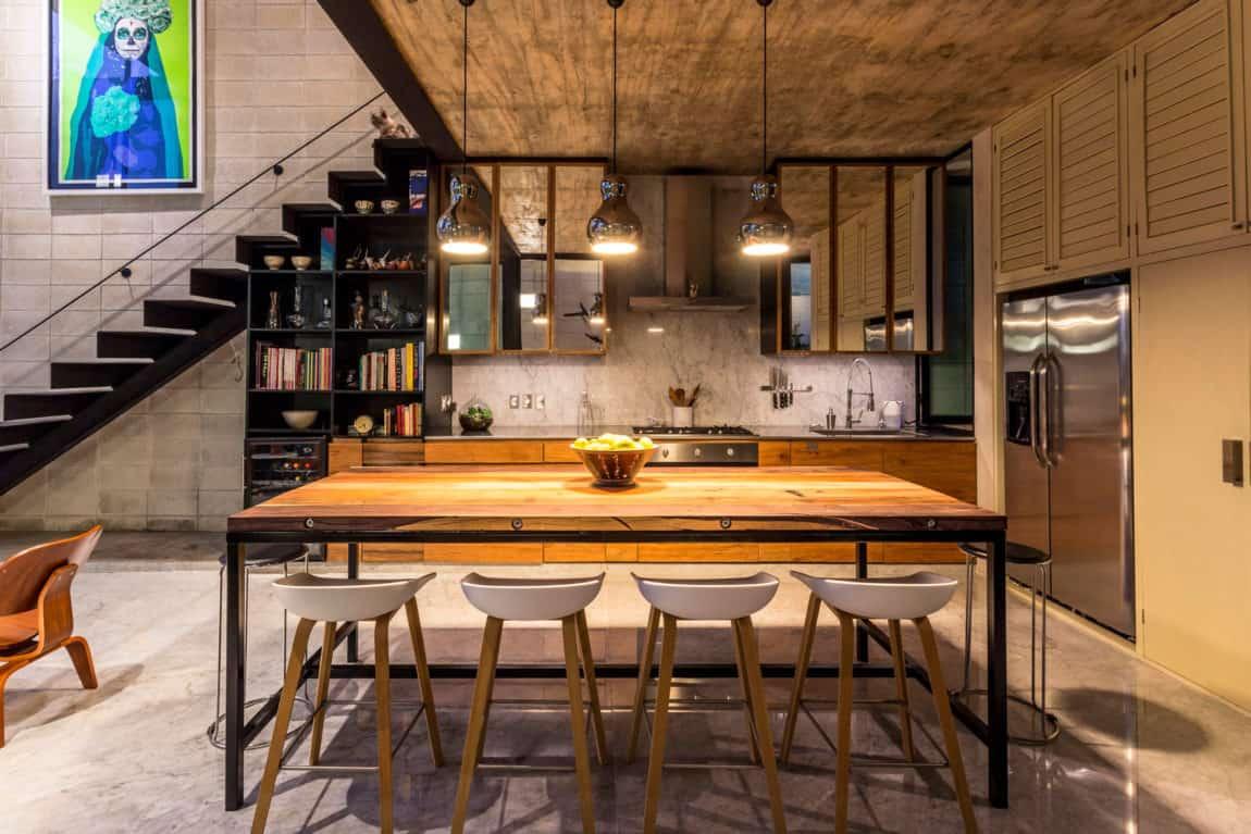 Casa Desnuda by Taller Estilo Arquitectura (13)
