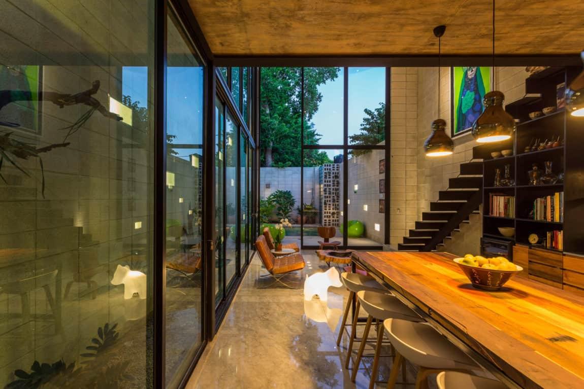 Casa Desnuda by Taller Estilo Arquitectura (14)