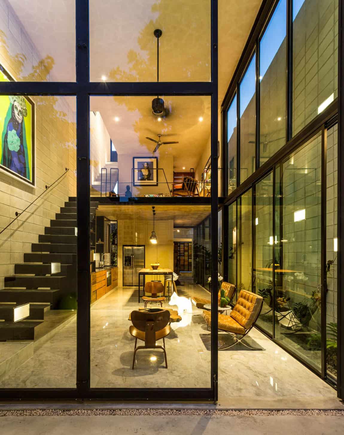 Casa Desnuda by Taller Estilo Arquitectura (16)