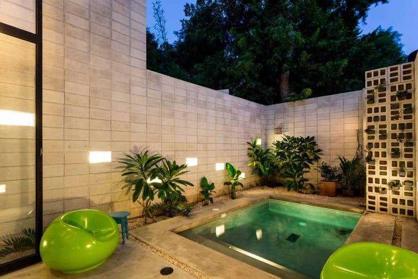Casa Desnuda by Taller Estilo Arquitectura (17)
