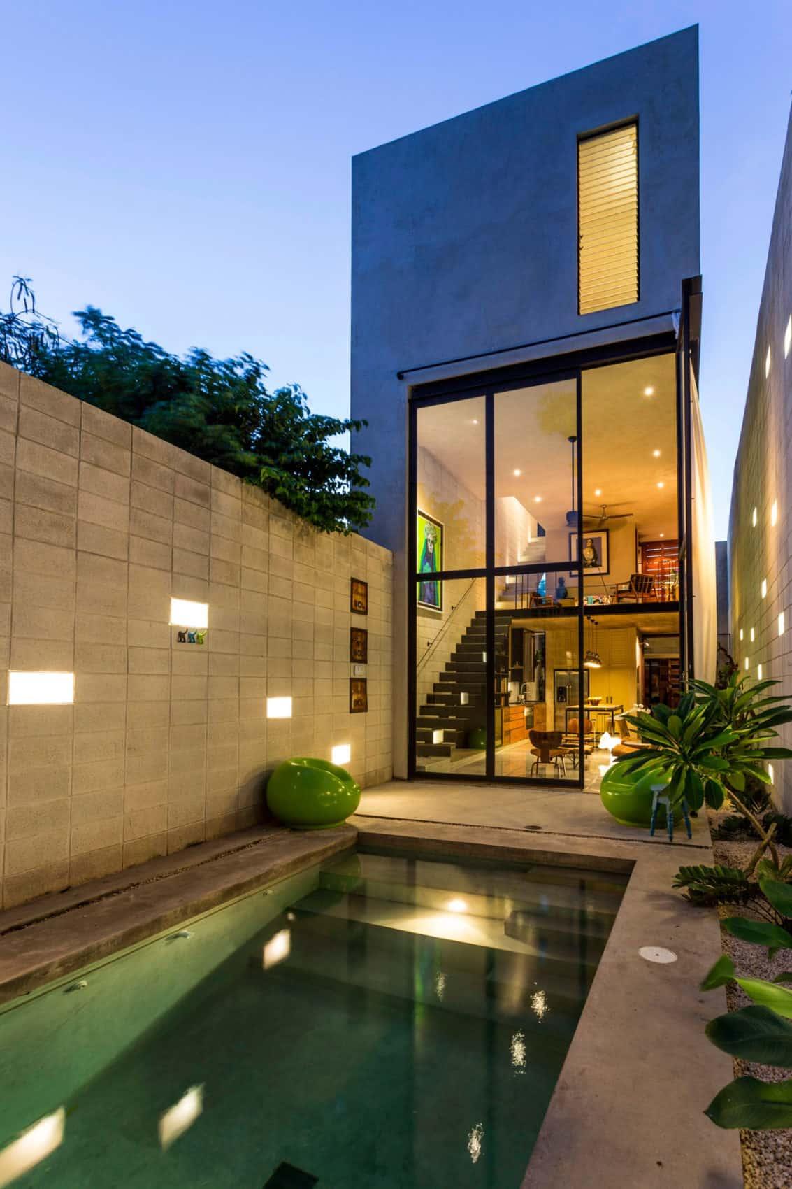 Casa Desnuda by Taller Estilo Arquitectura (18)