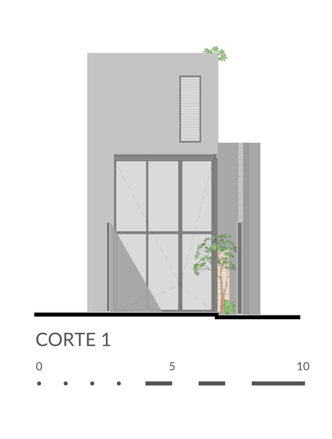 Casa Desnuda by Taller Estilo Arquitectura (19)