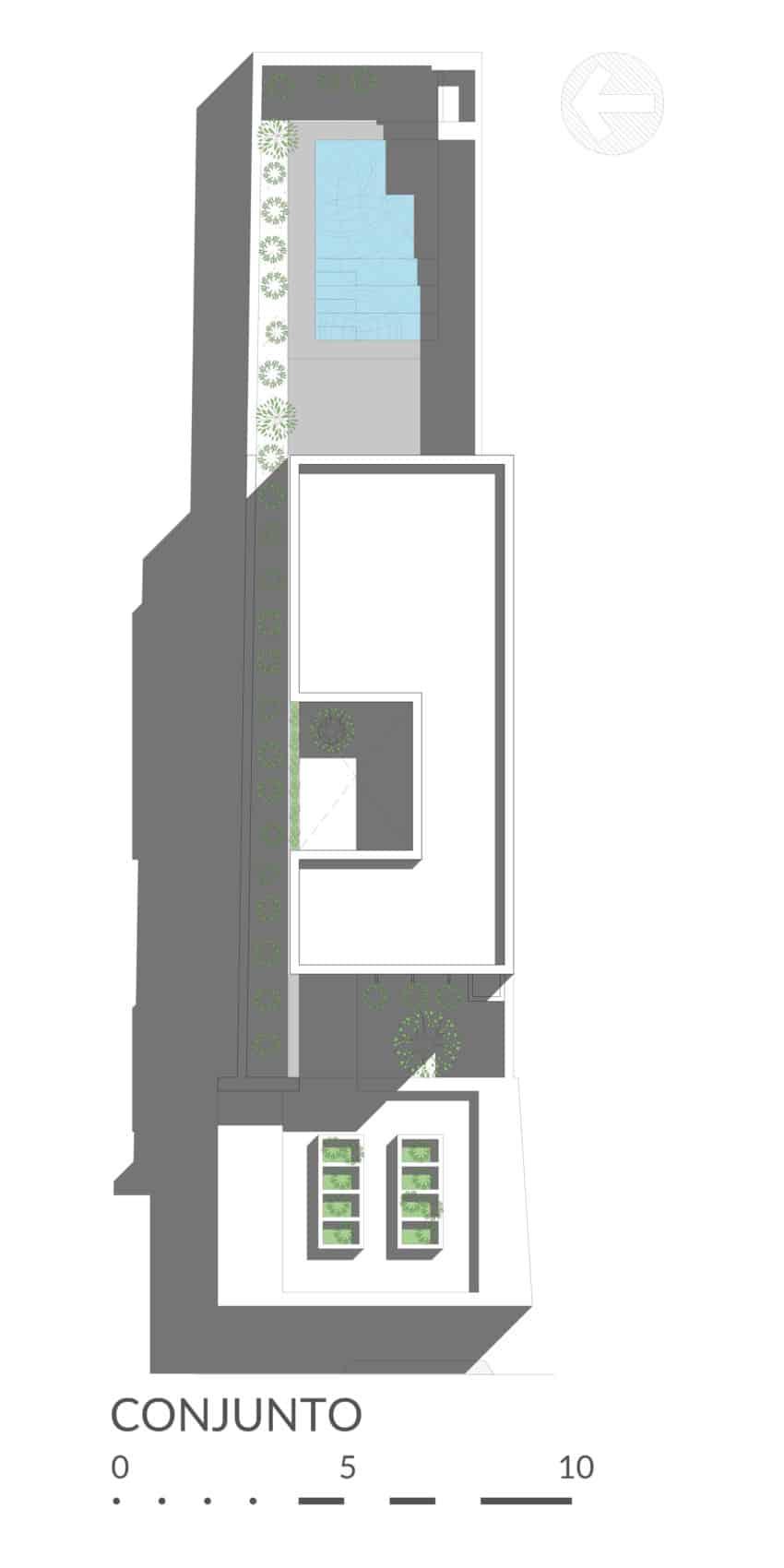 Casa Desnuda by Taller Estilo Arquitectura (20)