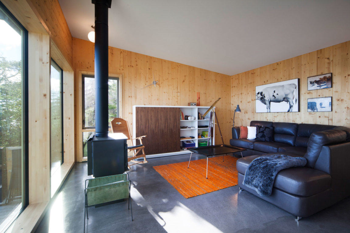 Chalet Panorama by Architecture Casa (7)