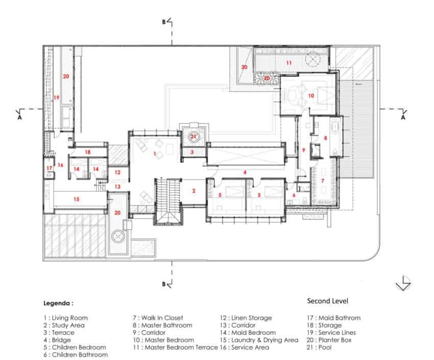 Denpassar Residence by Atelier Cosmas Gozali (18)