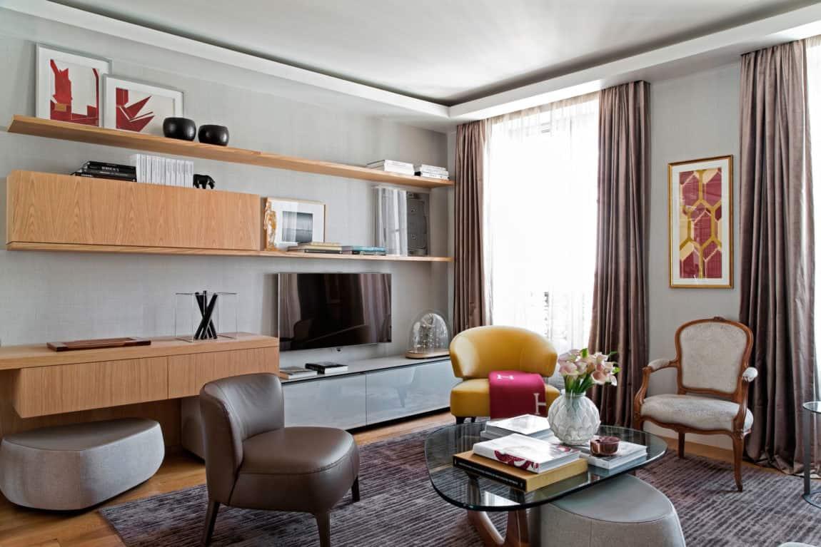 Paris Apartment by Diego Revollo Arquitetura (6)
