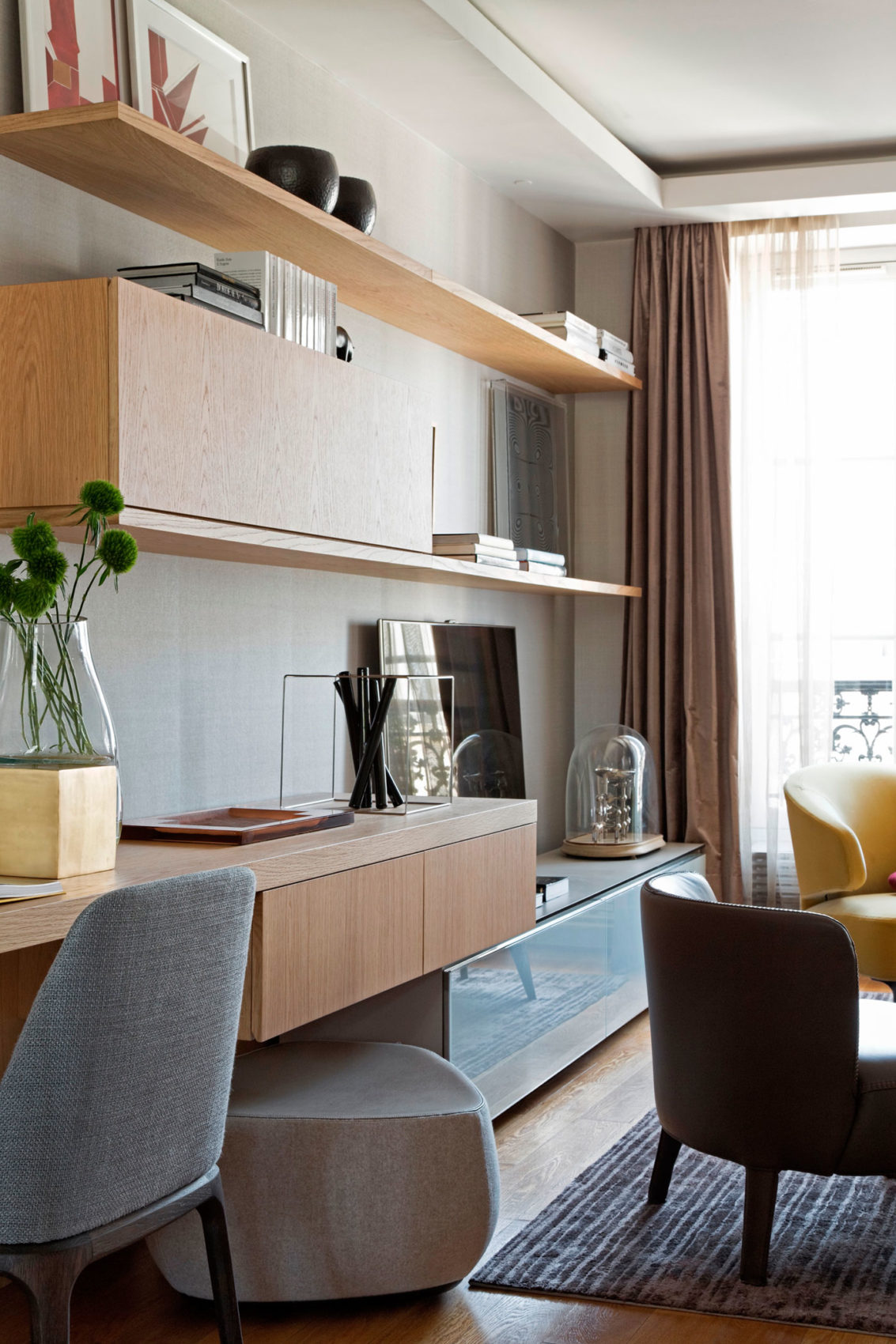 Paris Apartment by Diego Revollo Arquitetura (14)