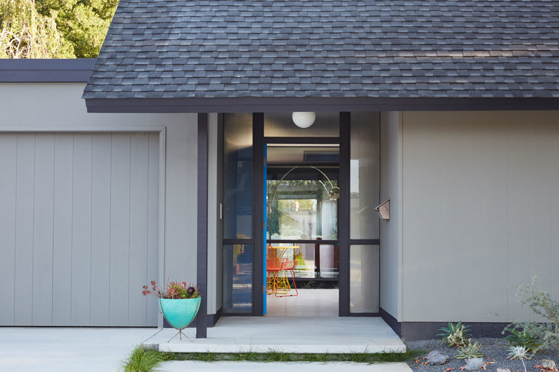 Renewed Classic Eichler by Klopf Architecture (5)