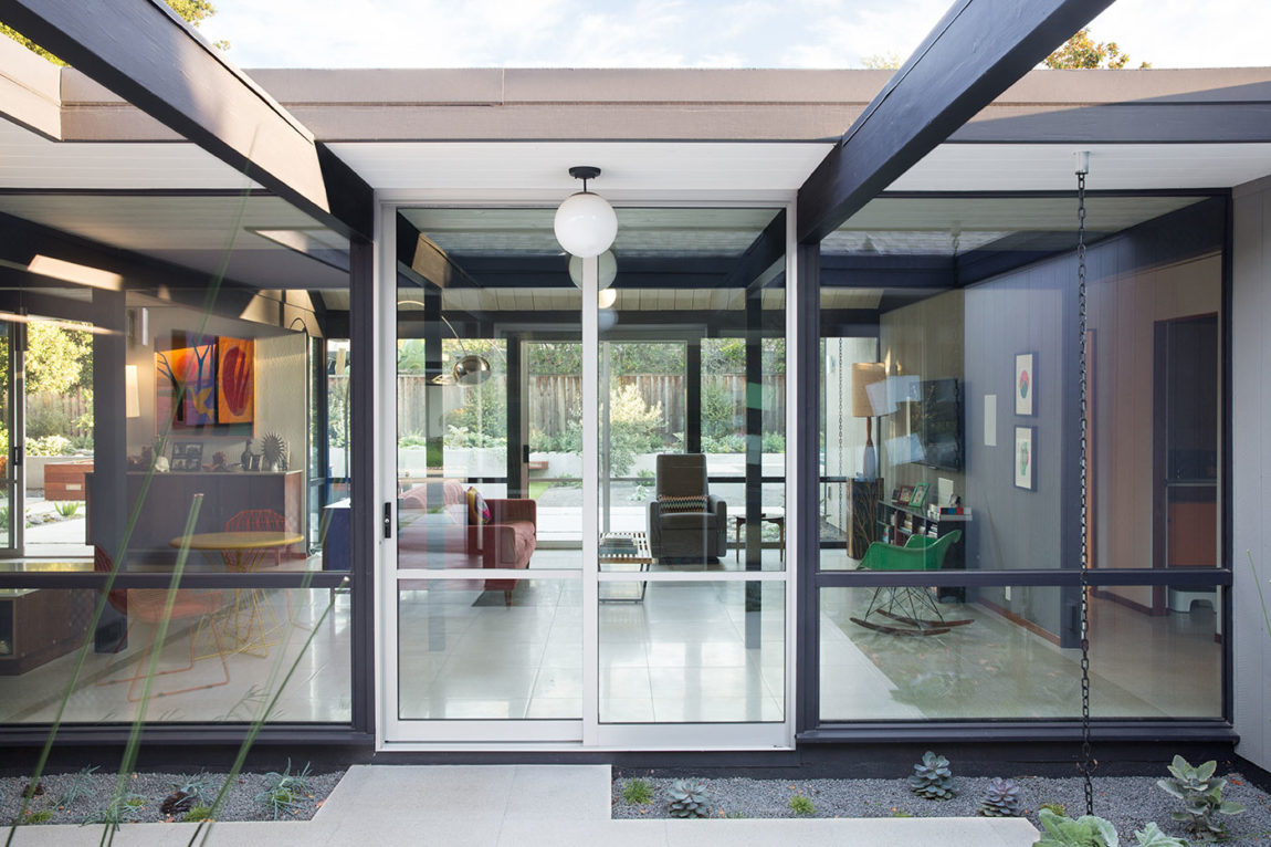Renewed Classic Eichler by Klopf Architecture (7)