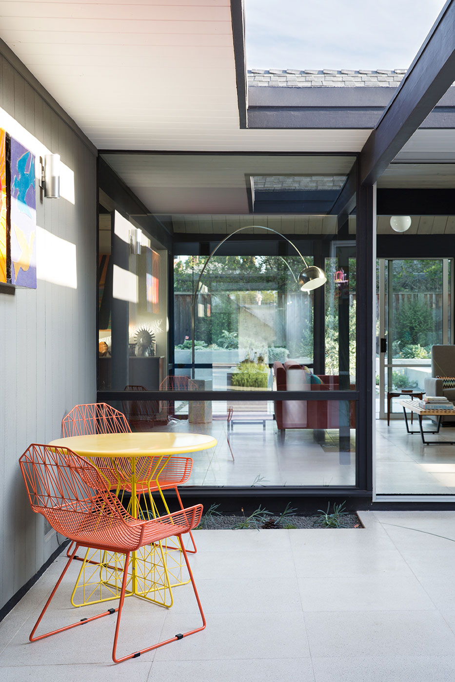 Renewed Classic Eichler by Klopf Architecture (8)