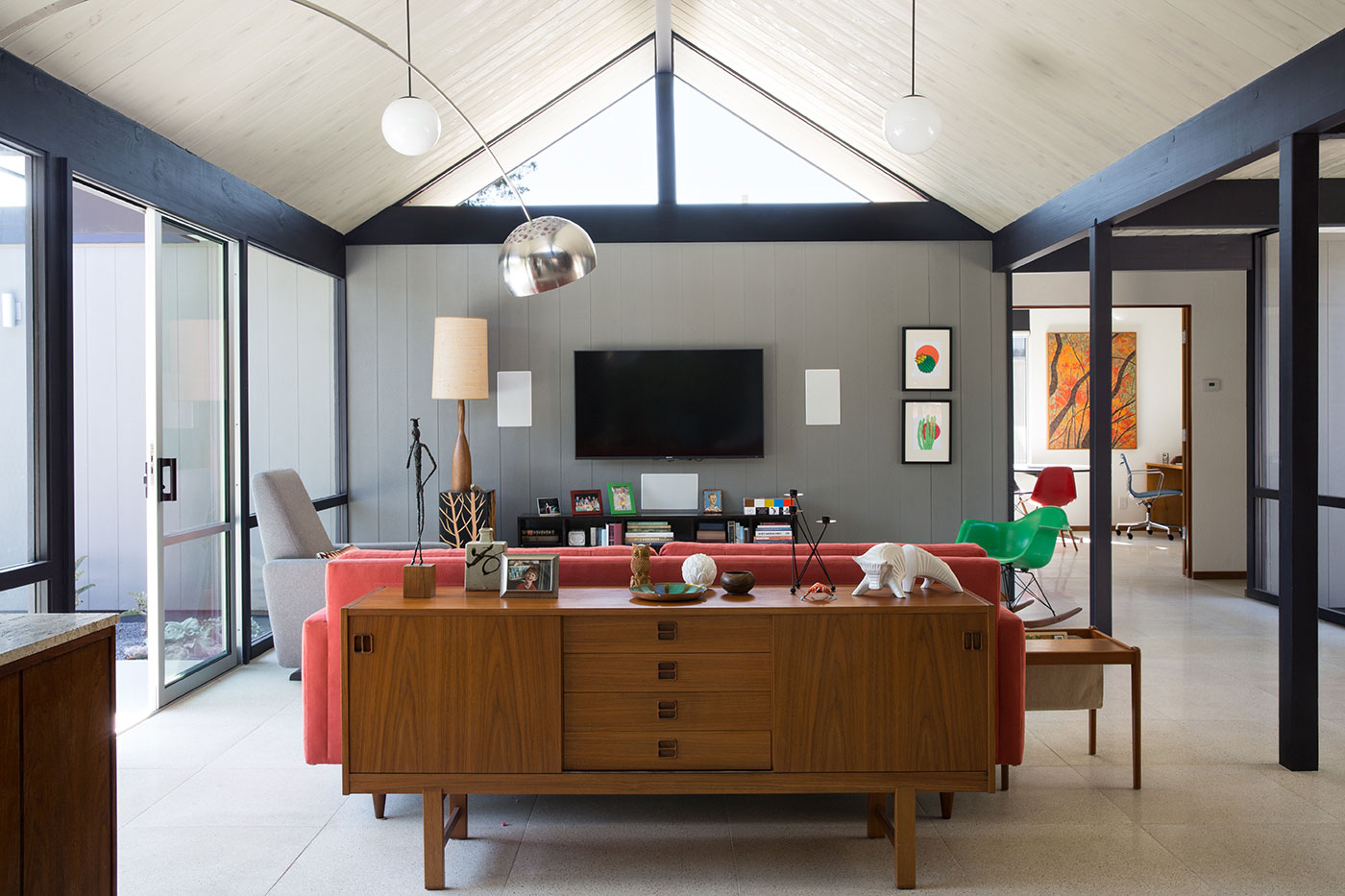 Renovation of an Eichler Home in Sunnyvale