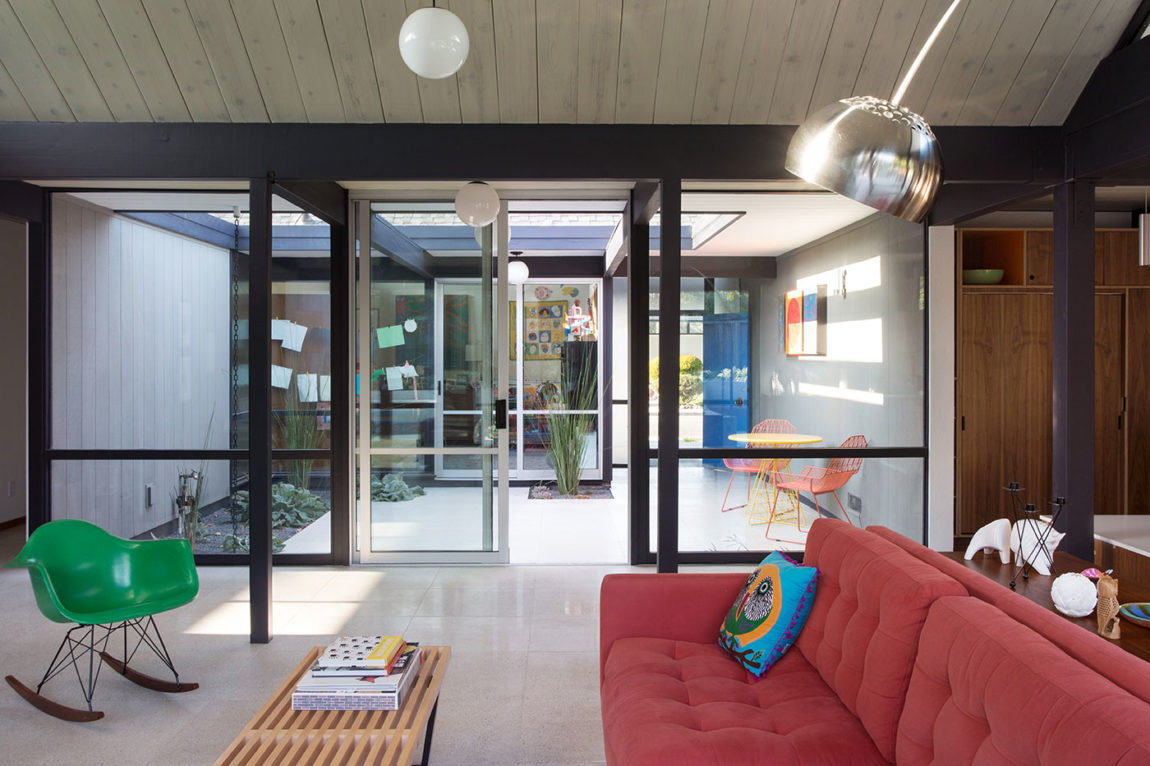 Renewed Classic Eichler by Klopf Architecture (14)
