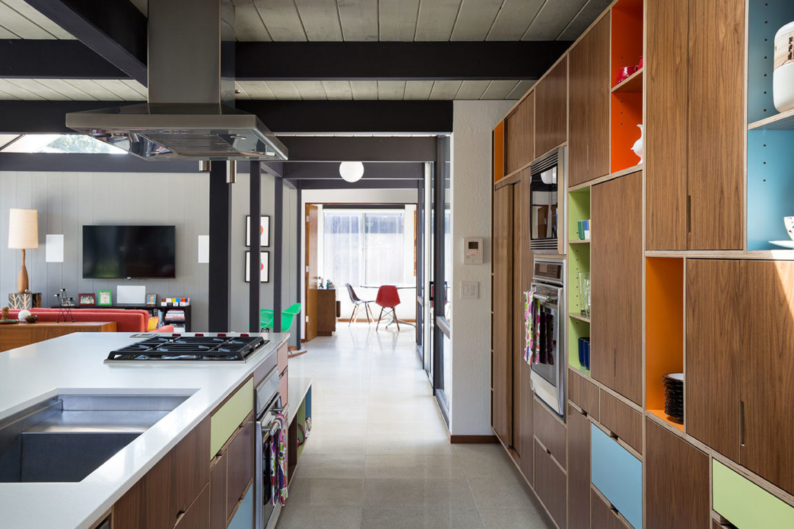 Renewed Classic Eichler by Klopf Architecture (16)
