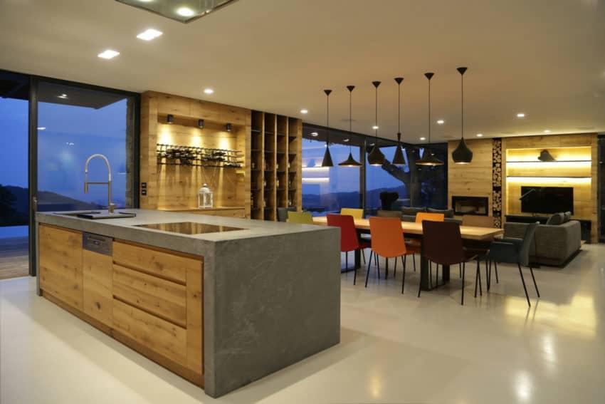 Villa N by Giordano Hadamik Architects (5)