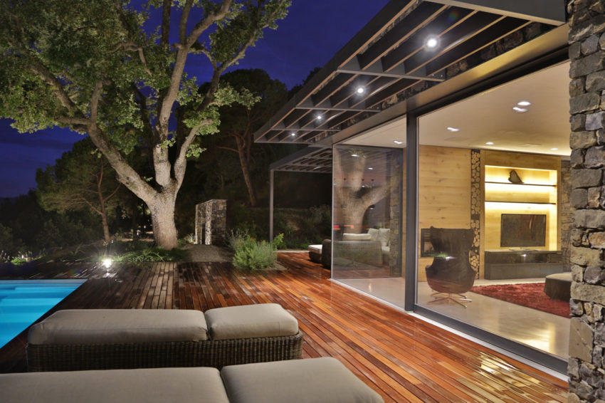 Villa N by Giordano Hadamik Architects (4)