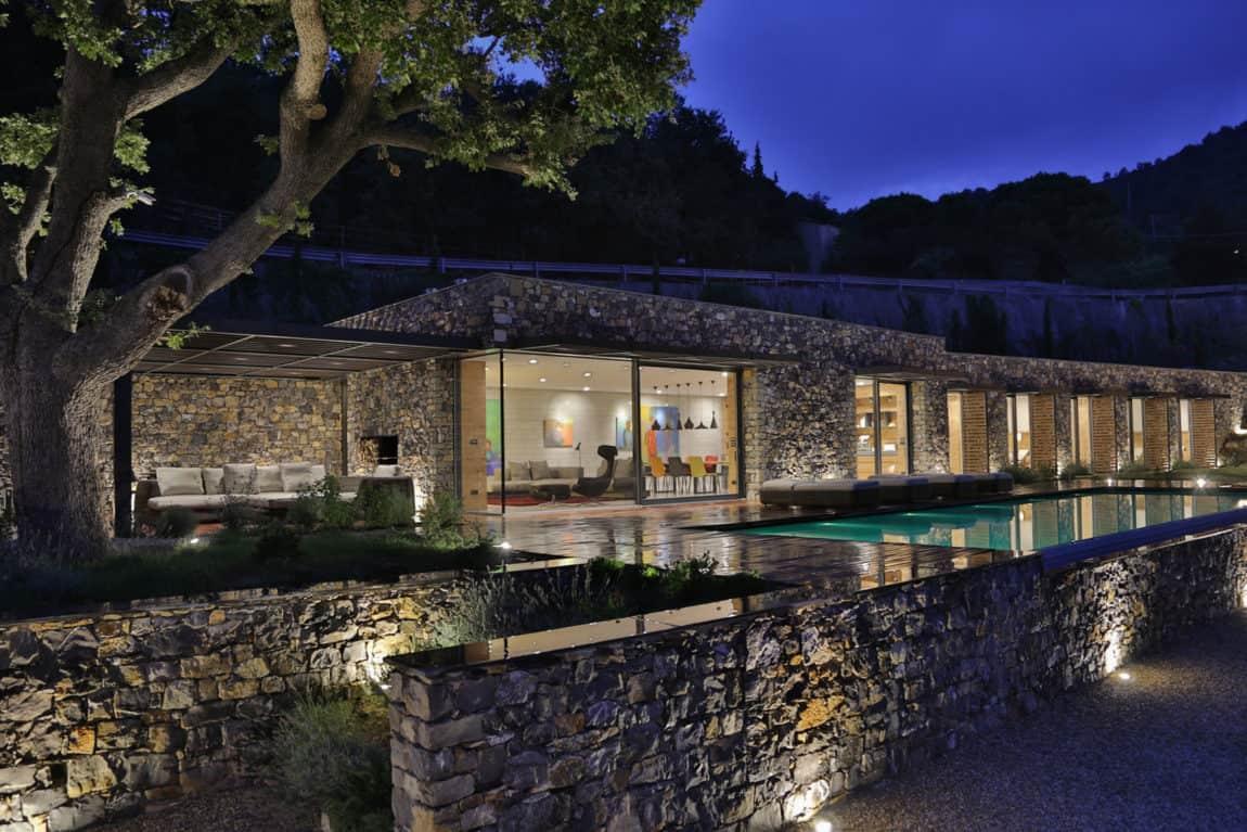 Villa N by Giordano Hadamik Architects (1)
