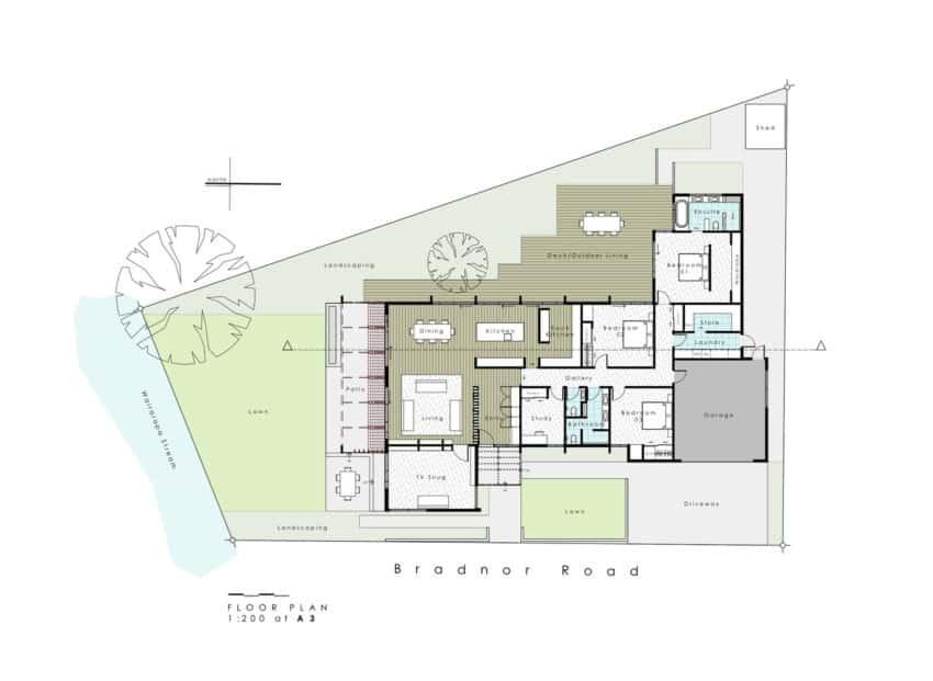 Bradnor Road by Cymon Allfrey Architects Ltd (11)